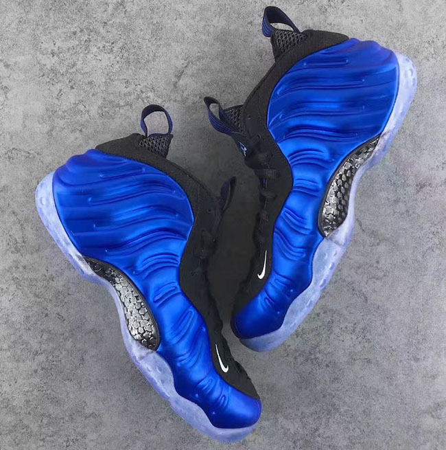 outlet store 65a45 06b83 Nike Air Foamposite One XX Royal 20th Anniversary | SneakerFiles