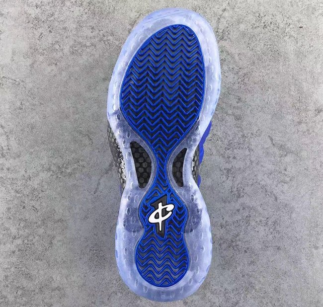 separation shoes d5814 037bd Nike Air Foamposite One XX Royal 2017 Release Date