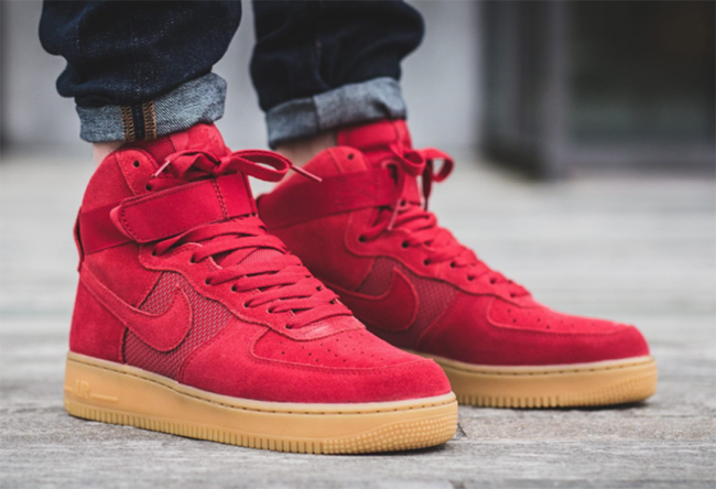 red air force 1