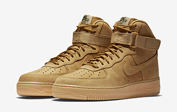 Nike Air Force 1 High Wheat Flax