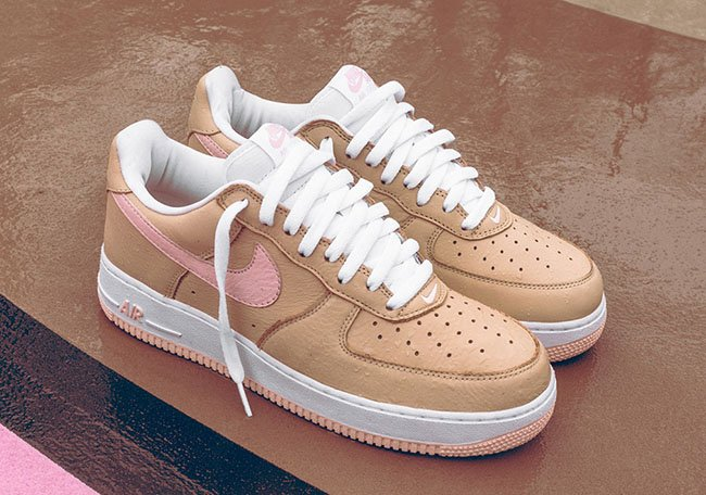 Nike Air Force 1 Linen Release Date