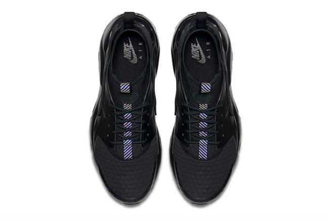 Nike Air Huarache Ultra Black Reflective