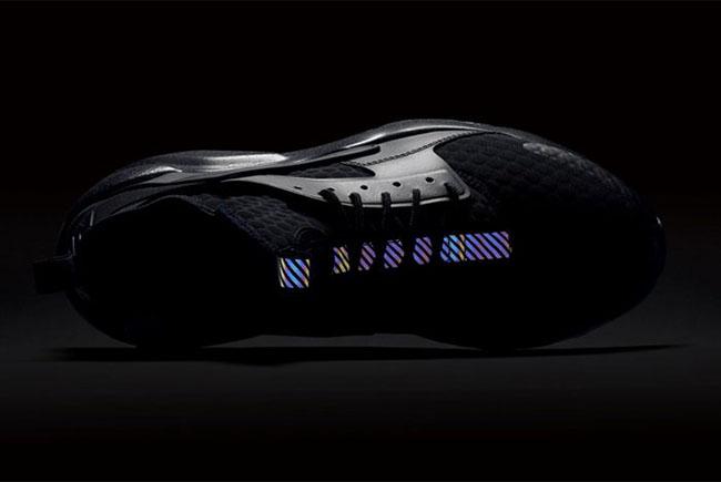 size 40 e953b dc7f8 Nike Air Huarache Ultra Black Reflective