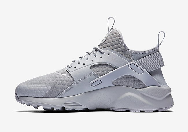 Nike Huarache Air Ultra Grey