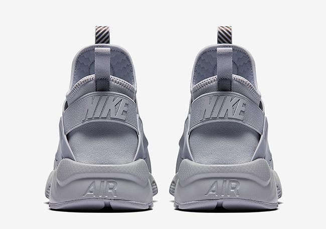 Nike Air Huarache Ultra Wolf Grey