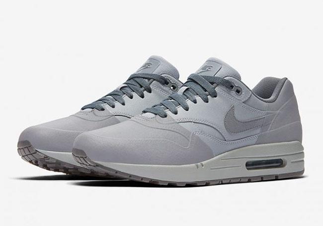 Nike Air Max 1 Premium SE Wolf Grey 858876-001  54be7108d