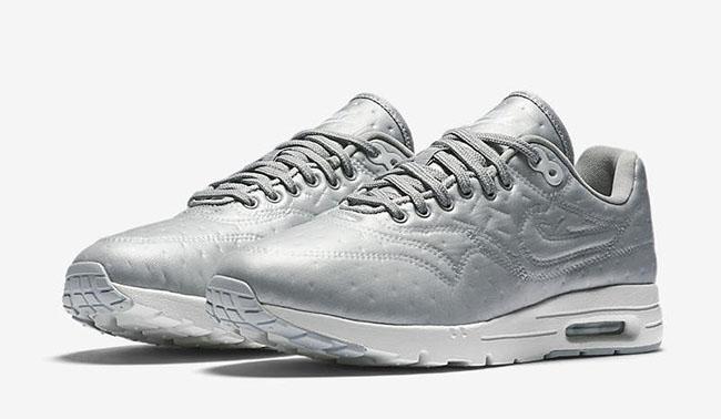Nike Air Max 1 Ultra Metallic Silver