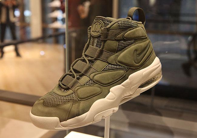 Nike Air Max 2 Uptempo Green Nike SoHo