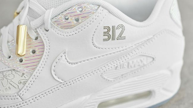 Nike Air Max 90 Chicago Laser Release Date