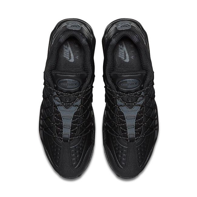 Nike Air Max 95 Ultra Premium SE Triple Black