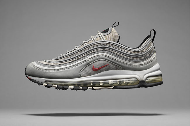 Nike Air Max 97 LA Silver Releasing in December hot sale