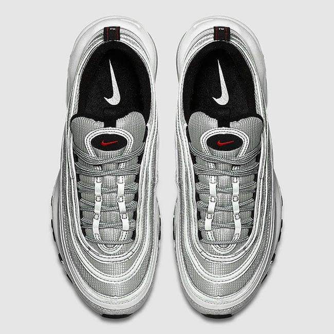 Nike Air Max 97 OG Silver Bullet 2016