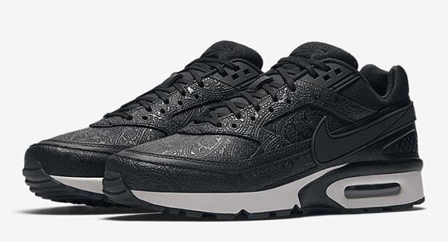 Nike Air Max BW Paisley Black