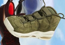 Nike Air Max Tempo Olive