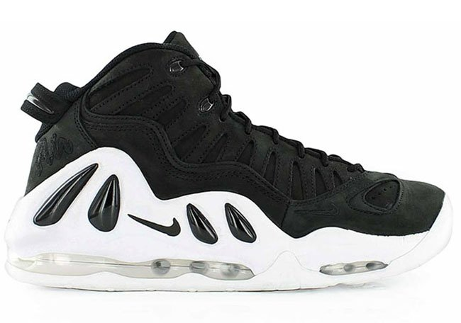 91b59b8c0a1 Nike Air Max Uptempo Black Pack | SneakerFiles
