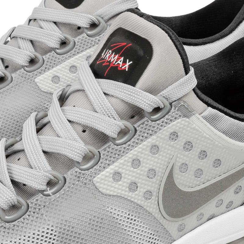 size 40 08739 8d72e Nike Air Max Zero Metallic Silver