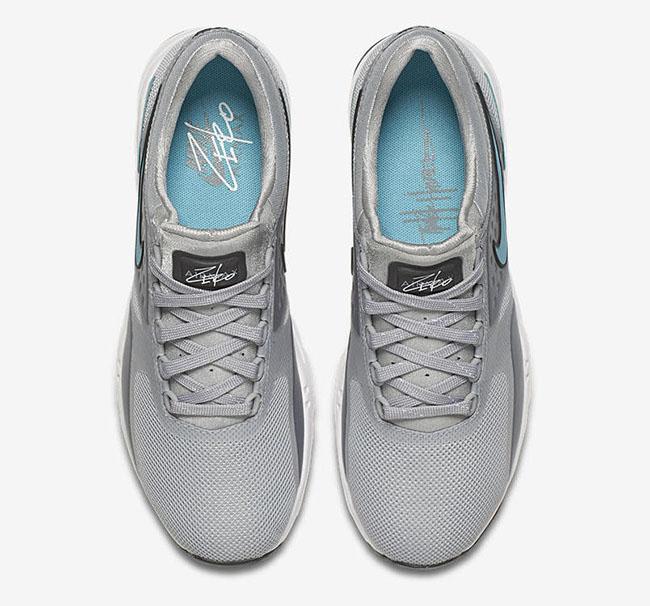 Nike Air Max Zero Mineral Blue Matte Silver