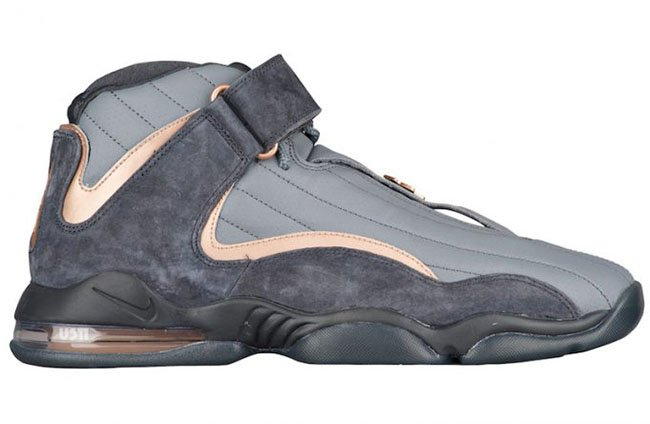 Nike Air Penny 4 'Copper' Releasing Early 2017