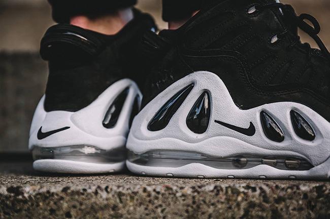 Nike Air Uptempo 97 Black White
