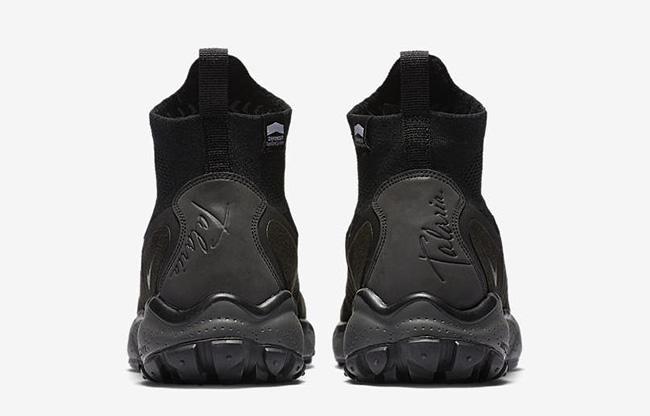 Nike Air Zoom Talaria Mid Flyknit Black Grey