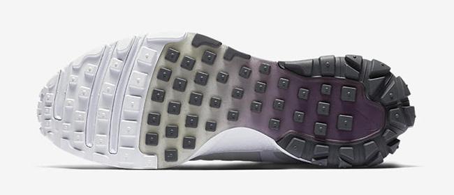 Nike Air Zoom Talaria Mid Flyknit White