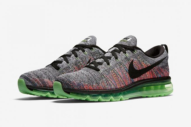 Nike Air Max Flyknit Multicolor