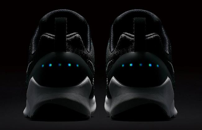 Nike HyperAdapt 1.0 Blue Lagoon Black