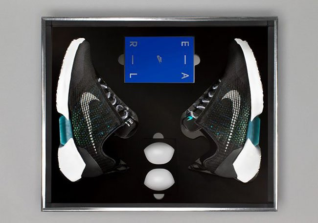 Nike HyperAdapt 1.0 Packaging