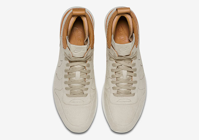 buy online b9122 86109 Nike Internationalist Mid Royal Sandtrap Tan