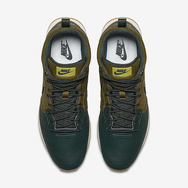 Nike Internationalist Mid Utility Olive Flak