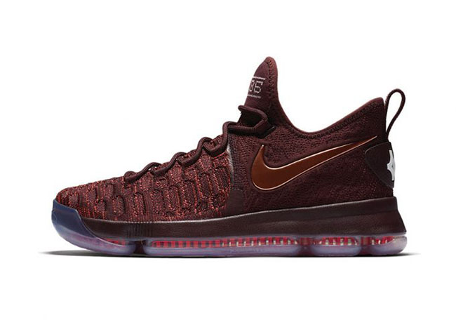 Nike KD 9 Christmas The Sauce Release Date