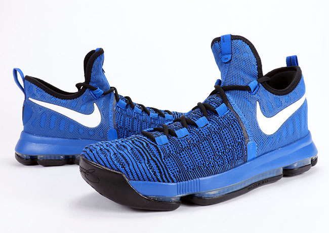 Nike KD 9 Game Royal On Court Review On Feet