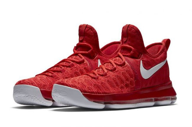 Nike KD 9 Varsity Red