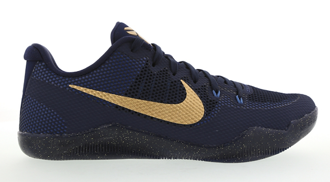 Nike Kobe 11 Philippines Royal Blue Metallic Gold