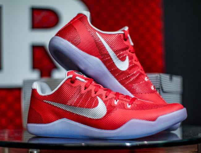 Nike Kobe 11 Rutgers PE