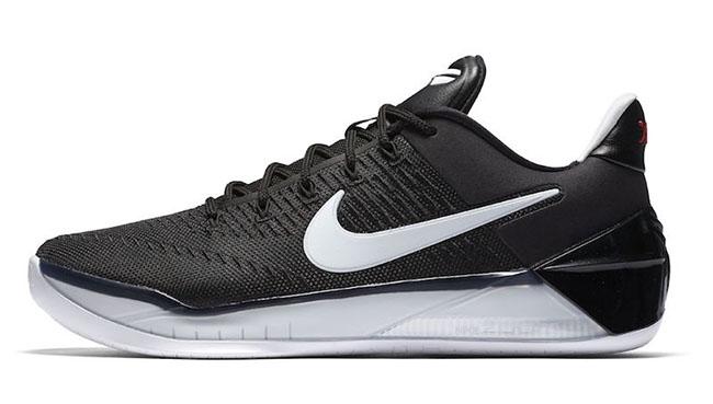 7d6643124526 Nike Kobe AD Black White Release Date 852425-001