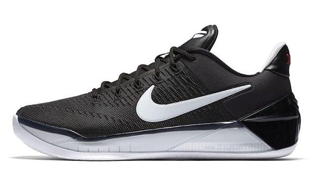 sale retailer bc6b5 6c79f ... Nike Kobe AD Black White ...