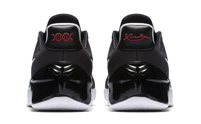 Nike Kobe AD Black White