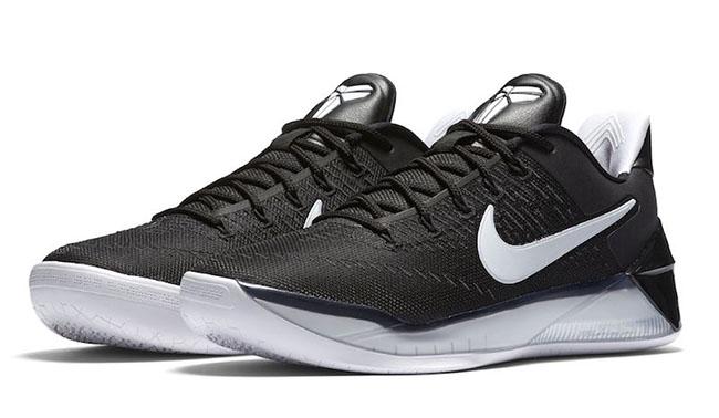 bf1f19dd550 Nike Kobe AD Black White Release Date 852425-001