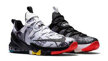 Nike LeBron 13 Low LeBron James Family Foundation
