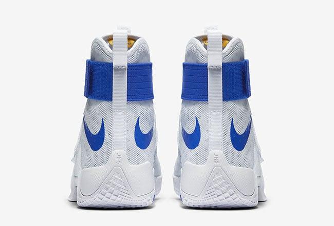 sports shoes c60da 35989 Nike LeBron Soldier 10 Hyper Cobalt