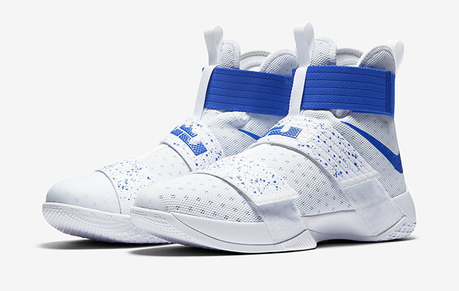 Nike LeBron Soldier 10 Hyper Cobalt