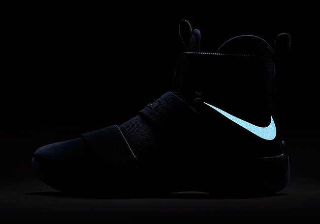 Nike LeBron Soldier 10 Midnight Navy Release