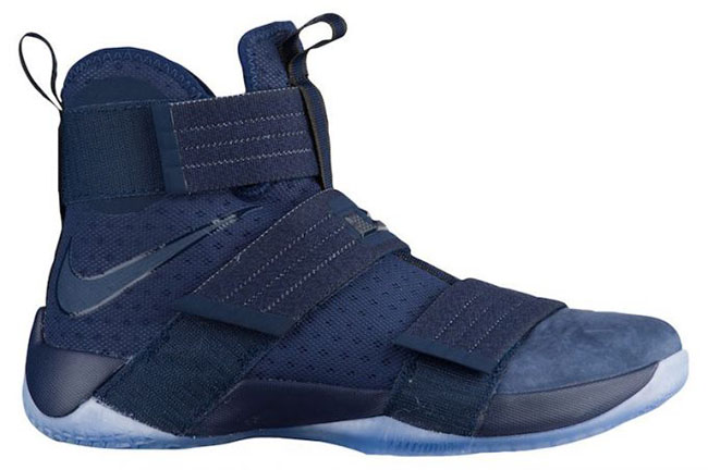 Nike LeBron Soldier 10 Midnight Navy Release Date