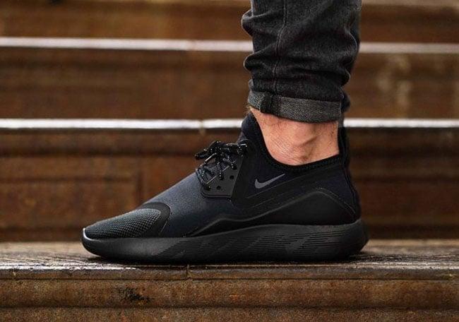 Nike LunarCharge Triple Black Release