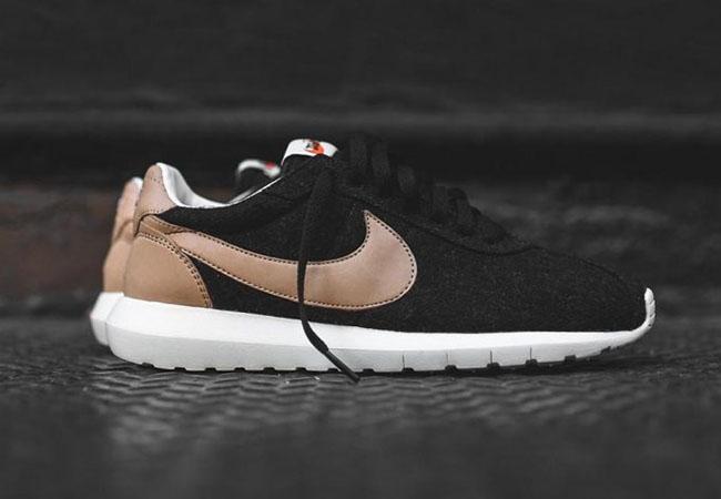 new products 3c0e6 18db5 Nike Roshe LD-1000 Vachetta Tan Black