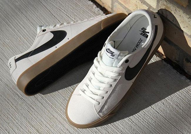 Nike SB Blazer Low GT Ivory Gum