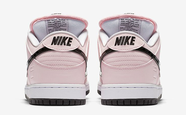 Nike SB Dunk Low Pink Box Release