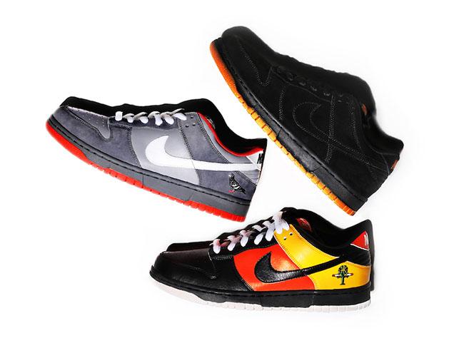 Nike SB Pink Box Series Releases