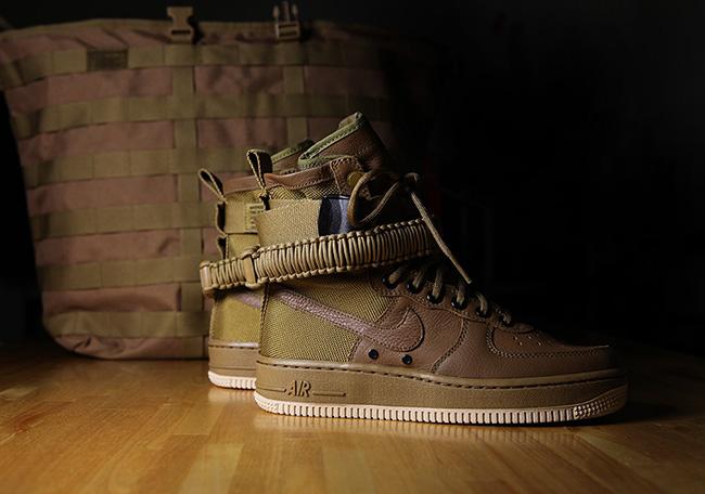 Nike SF-AF1 'Hazelnut'